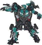 Transformers Roadbuster Трансформер Роудбастер Темная сторона Луны Оригинал от Hasbrо, фото 5