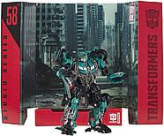 Transformers Roadbuster Трансформер Роудбастер Темная сторона Луны Оригинал от Hasbrо, фото 7