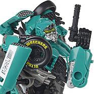 Transformers Roadbuster Трансформер Роудбастер Темная сторона Луны Оригинал от Hasbrо, фото 8
