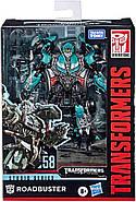 Transformers Roadbuster Трансформер Роудбастер Темная сторона Луны Оригинал от Hasbrо, фото 10