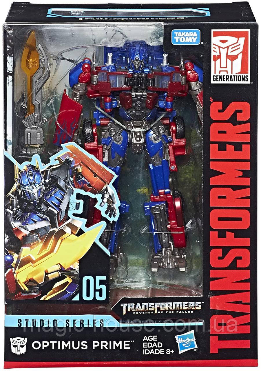 Transformers автобот Оптимус Прайм Studio Series 05 Оригинал от Hasbrо