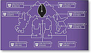 Transformers Toys Mixmaster Трансформер Микмастер Месть падших 16 см  Оригинал от Hasbrо, фото 6