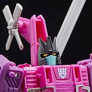 Фигурка Трансформер Спинистер Spinister Оригинал Transformers Generations War for Cybertron Deluxe Wfc-S48, фото 3