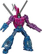 Фигурка Трансформер Спинистер Spinister Оригинал Transformers Generations War for Cybertron Deluxe Wfc-S48, фото 4