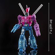 Фигурка Трансформер Спинистер Spinister Оригинал Transformers Generations War for Cybertron Deluxe Wfc-S48, фото 6