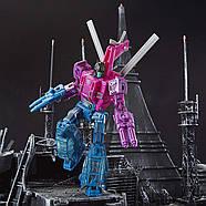 Фигурка Трансформер Спинистер Spinister Оригинал Transformers Generations War for Cybertron Deluxe Wfc-S48, фото 8