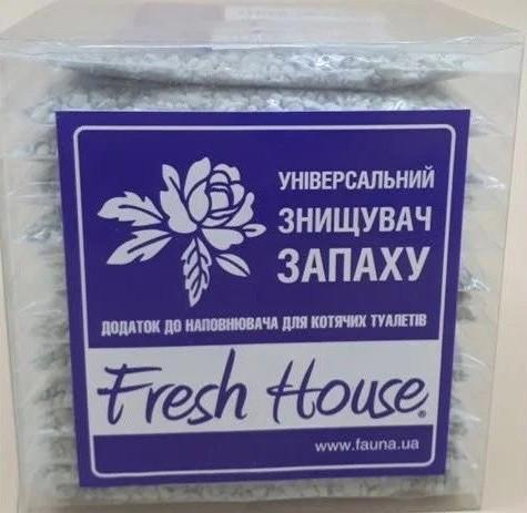 Універсальний знищувач запаху FRESH HOUSE (30шт*25гр)