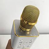 Мікрофон Q-7 Wireless Gold. Колір: золотий, фото 8