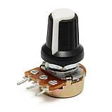 Резистор переменный 10 кОм, фото 2