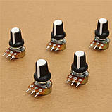 Резистор переменный 10 кОм, фото 5