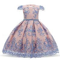 Новое нарядное платье на девочку, плаття на свято для дівчинки, рр.98-152