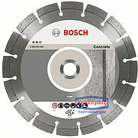 Диск алмазный Bosch Professional for Concrete (300х22.2 мм) для УШМ