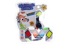 """Кубик Рубика """"Змійка"""" на блістері 18,5*21*9см  EQY552"""