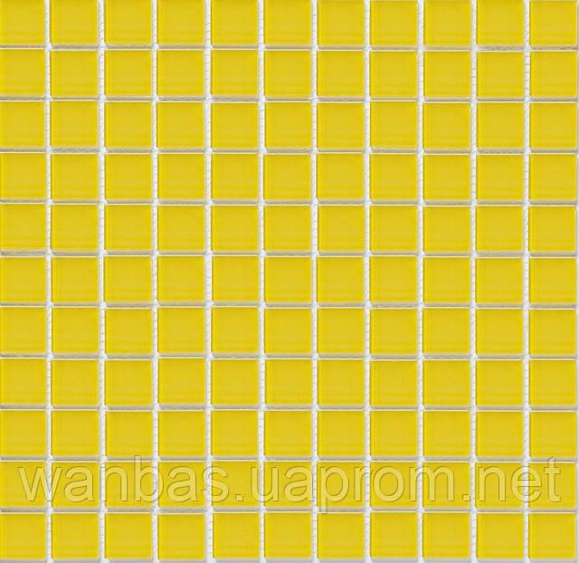 "Мозаика стекло"" Желтого цвета"" B 047"