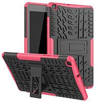 Чехол Armor Case для Samsung Galaxy Tab A 8.0 2019 T290 / 295 Rose