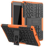 Чехол Armor Case для Samsung Galaxy Tab A 8.0 2019 T290 / 295 Orange