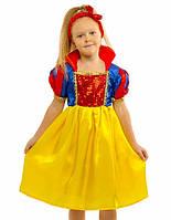 Дитячий костюм Білосніжки, фото 1