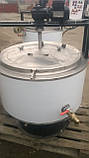 Котел пищевпрочный з мішалкою кпе-160, фото 4