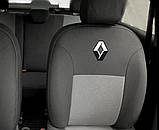Авточехлы Prestige на Dacia/Renault Logan MCV 2004-2013 года универсал, фото 4