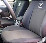 Авточехлы Prestige на Dacia/Renault Logan MCV 2004-2013 года универсал, фото 5