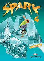 Spark 4 Teacher's Book + Monstertrackers