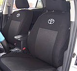 Авточехлы Prestige на Toyota Corolla 2006-2012 года, фото 5
