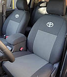 Авточехлы  на Toyota Corolla 2006-2012 /2013-2019, от2019года, фото 7