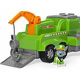 Paw Patrol Щенячий патруль спасательная машина Рокки и 6 фигурок 6054871 Rocky s Total Team Rescue, фото 4