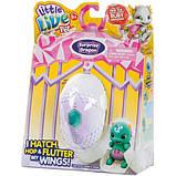 Little Live Pets S1 Интерактивный дракончик в яйце сюрприз Splash Dragon Single Pack Childrens Toy, фото 6