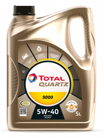 Total QUARTZ 9000 5W-40 5л