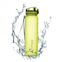 Пляшка для води KingCamp Tritan Straw Bottle 500ML (light green)