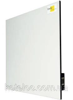 Керамический полотенцесушитель Emby CHR-T 400 белый, фото 2