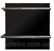 Керамический полотенцесушитель Emby CHR-T 400 черный, фото 3