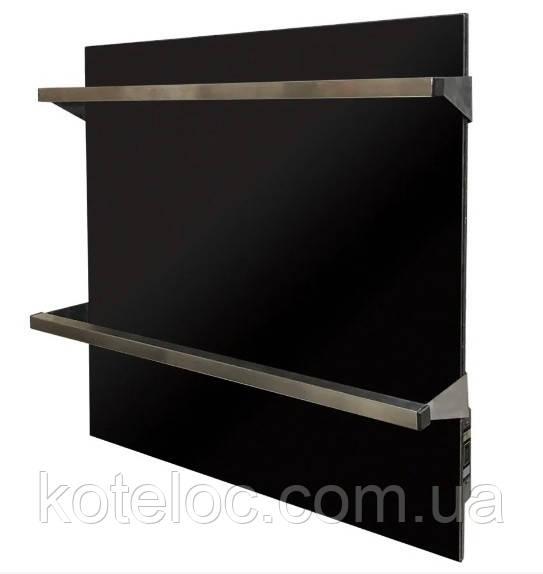 Керамический полотенцесушитель Emby CHR-T 400 черный