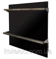 Керамический полотенцесушитель Emby CHR-T 400 черный, фото 2