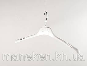 "Вешалка для одежды TREMVERY ""ВОП-42/2,8"" белая S2white(TO)"