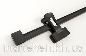 Перекл. для ВОП (45/55) s3black(G) (чорний) + 2 прищіпки, фото 2