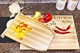 Кухонна обробна дошка «KITCHEN KING», фото 4