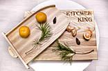 Кухонна обробна дошка «KITCHEN KING», фото 8