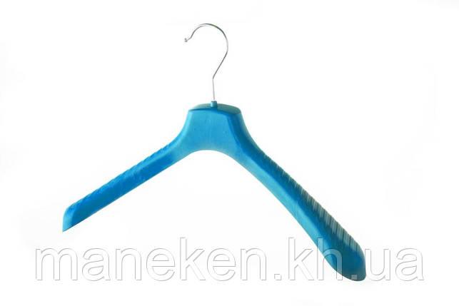 """Вешалка для одежды TREMVERY """"ВОП-38/5"""" синяя S2color, фото 2"""