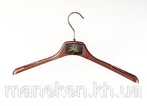 """Вешалка для одежды TREMVERY """"ВОП-42/2,8"""" коричневая (20517) S2color(g), фото 3"""