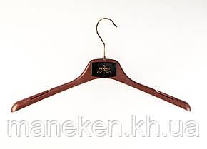 """Вешалка для одежды TREMVERY """"ВОП-42/2,8"""" коричневая (20517) S2color(g), фото 2"""