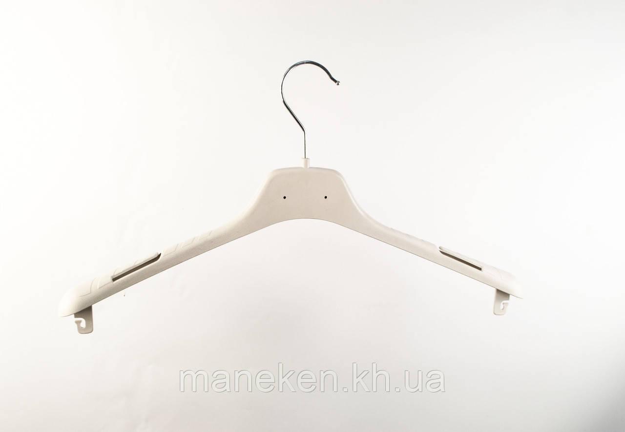 """Вешалка для одежды TREMVERY """"ВОП-42/2,8 - КП """" белая кремовая S2white"""