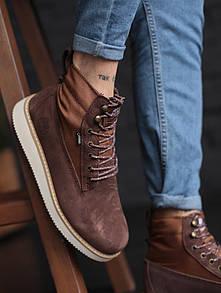 Мужские ботинки Timberland Brown