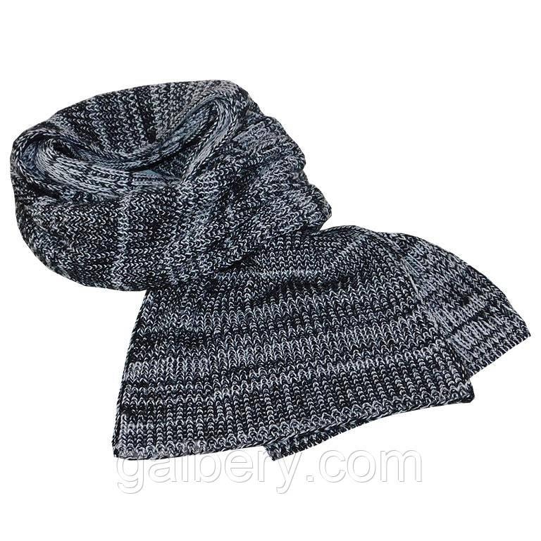 Зимовий шарф
