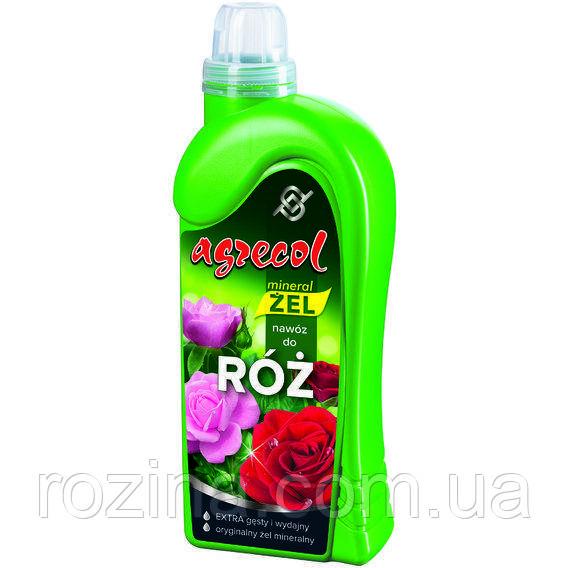 Удобрение Agrecol для роз гель 1 л