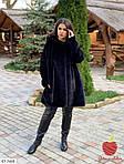 Шуба женская (Батал), фото 4