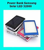 Power Bank Samsung Solar LED 32000!Акция