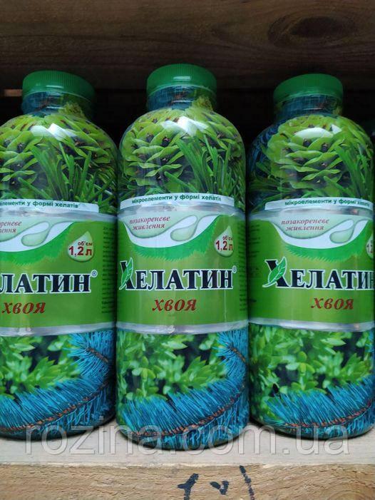 Хелатин-Хвоя, 1,2 л