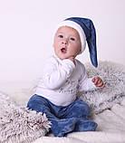 Новогодний костюмчик для малышей Санта (0-6 мес), фото 6